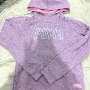 Puma Pink Hoodie
